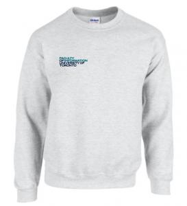 Grey Crew with Modern Logo ($25)